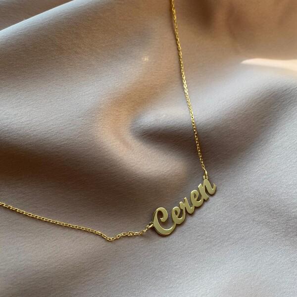 - İsim Kolye 3 | 925 Gümüş