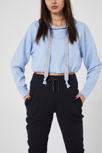 Fi Season - Mavi Sweatshirt