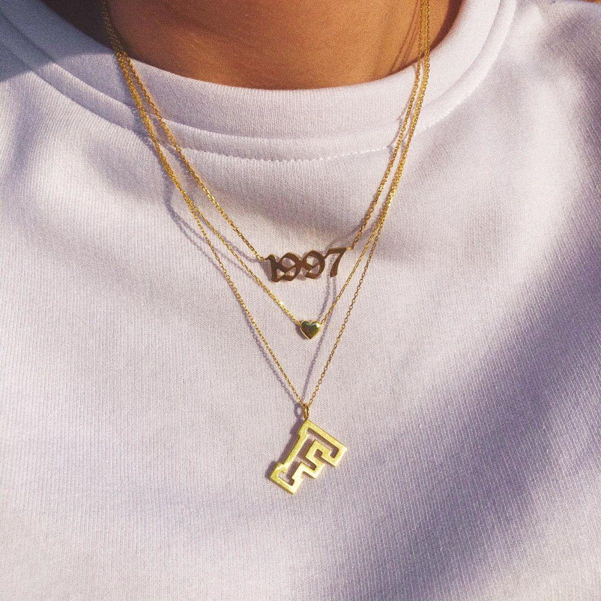 Minik Kalp Kolye | 925 Gümüş