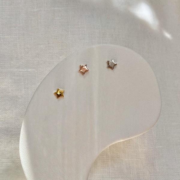 - Minik Yıldız Piercing | 925 Gümüş