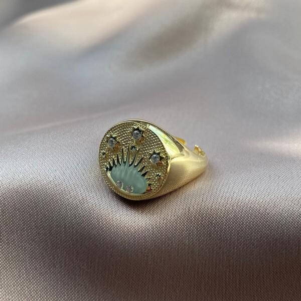 Fi Season - Obejli Yüzük | 925 Gümüş