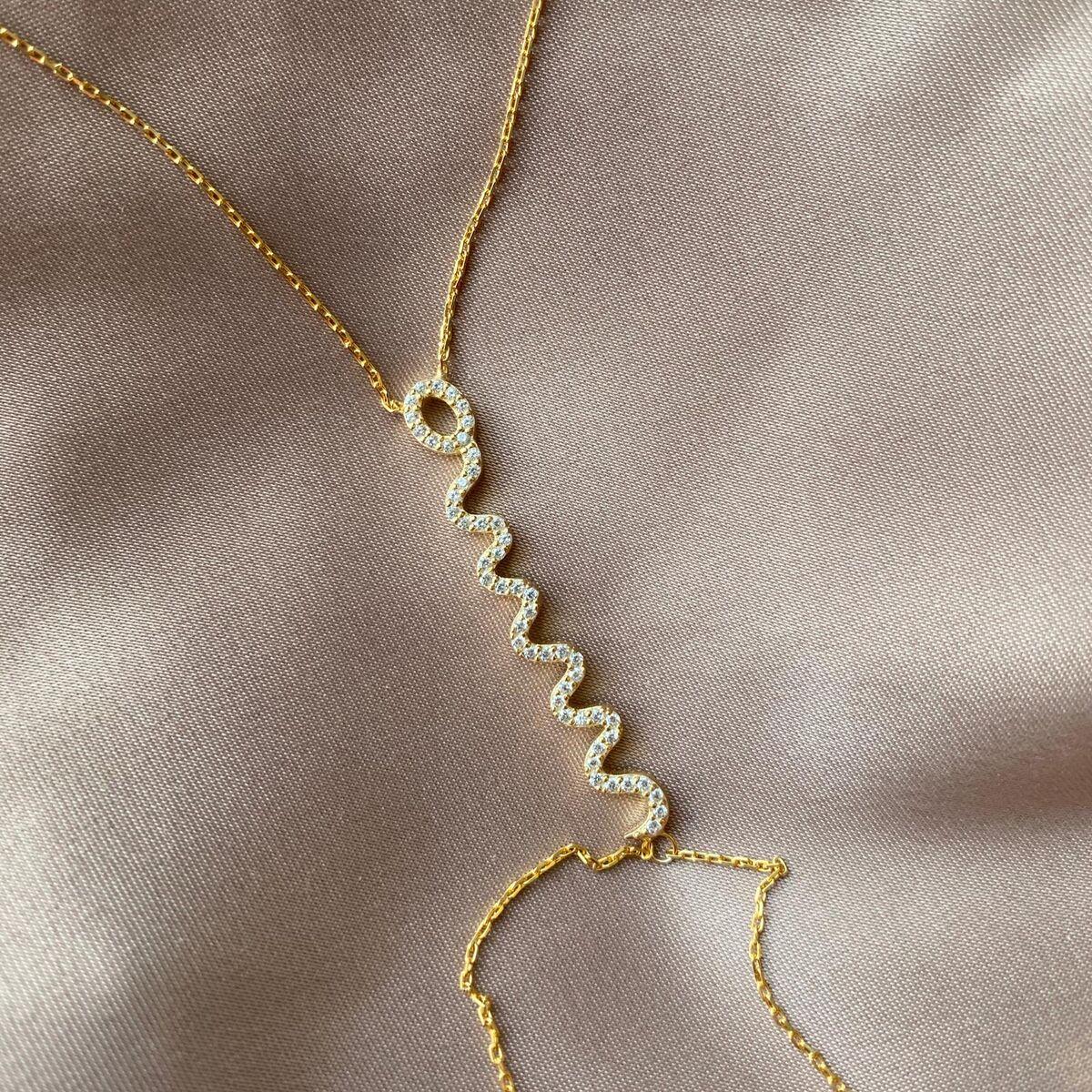 Taşlı Yılan Figürlü Şahmeran | 925 Gümüş