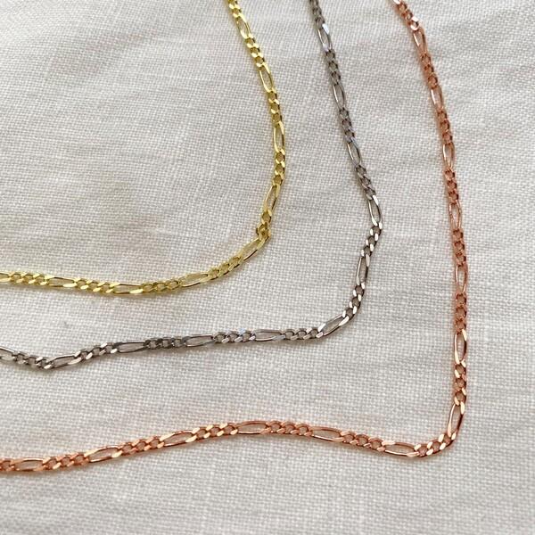 Fi Season - Vintage Zincirli Kolye | 925 Gümüş